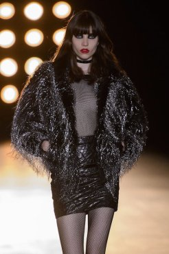 SAINT LAURENT fall 2015 FashionDailyMag sel 92